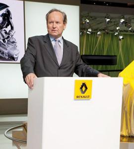 Renault prévoit un recul de 8 à 10% du marché européen en 2010