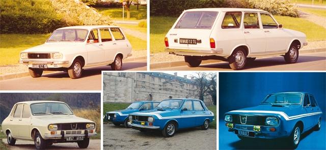 Renault 12 : Un look original pour un parcours particulier