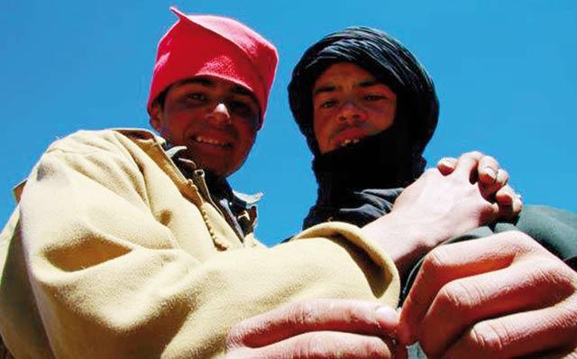 Les premières rencontres de la photographie berbère dans la vallée des Aït-Bougmez