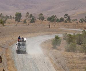 Infrastructures : 500 millions de dirhams pour les routes rurales