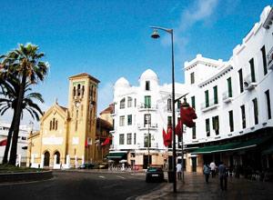 L'Ensanche de Tétouan, bijou architectural de l'ancien style espagnol