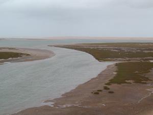 Reportage : Le parc national Khnifiss, un havre de paix en plein Sahara