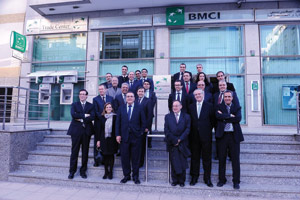 Tanger: BMCI inaugure son second Trade Center