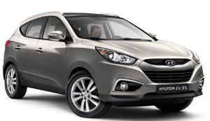 Hyundai ix35 : beau comme un proto