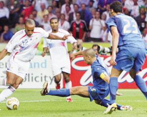 France-Italie : le match de la revanche