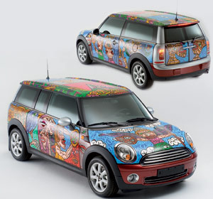 Mini Clubman : La plus «mimi» des «Art Cars»