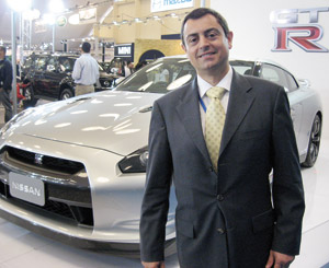 Richard Zreik : «Toutes les futures Nissan auront de l'ADN GT-R»