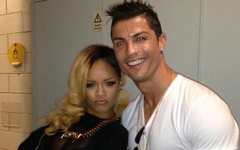 Coupe du monde 2014 : Rihanna est triste pour  son «bébé» Cristiano Ronaldo