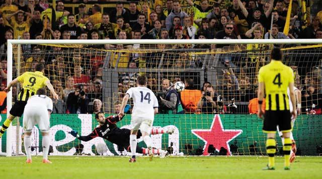 Ligue des champions : Lewandowski assomme le Real, finale en vue pour Dortmund