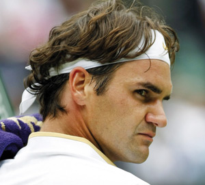 US Open : Federer bredouille en Grand Chelem