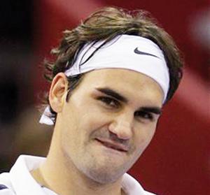 Le Suisse Roger Federer revient au tournoi d'Indian Wells