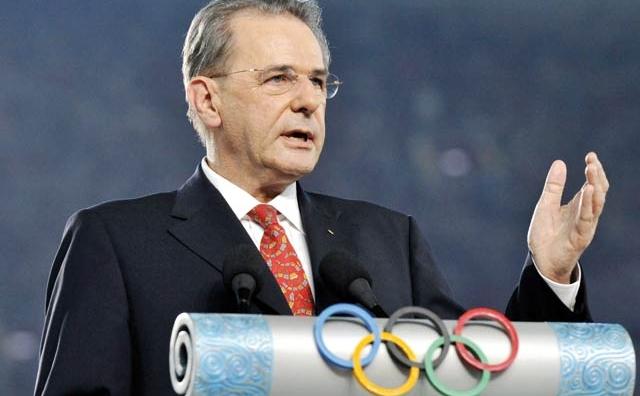 JO-2012 : Jacques Rogge confiant pour la sécurité des Jeux de Londres