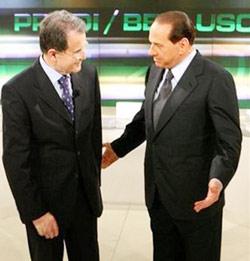 Italie : victoire étriquée de Prodi