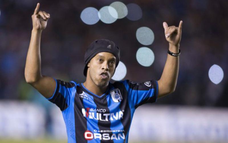 Football : Ronaldinho porté disparu !