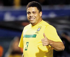 Brésil : Ronaldo met un terme à sa carrière