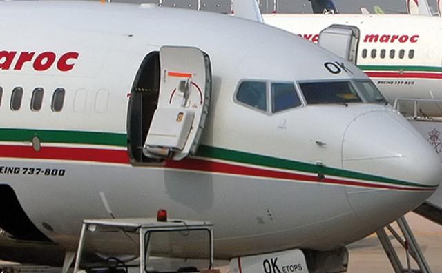 Royal Air Maroc suspend le projet