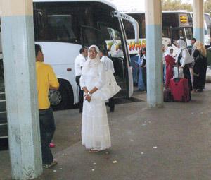 Reportage : Le calvaire des passagers du transport en commun
