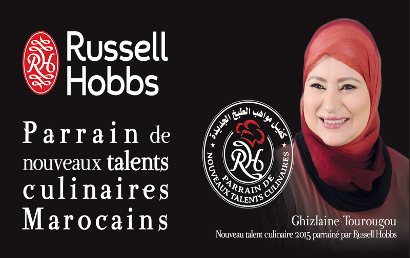 Petit électroménager: La marque Russel Hobbs valorise de nouveaux  talents culinaires