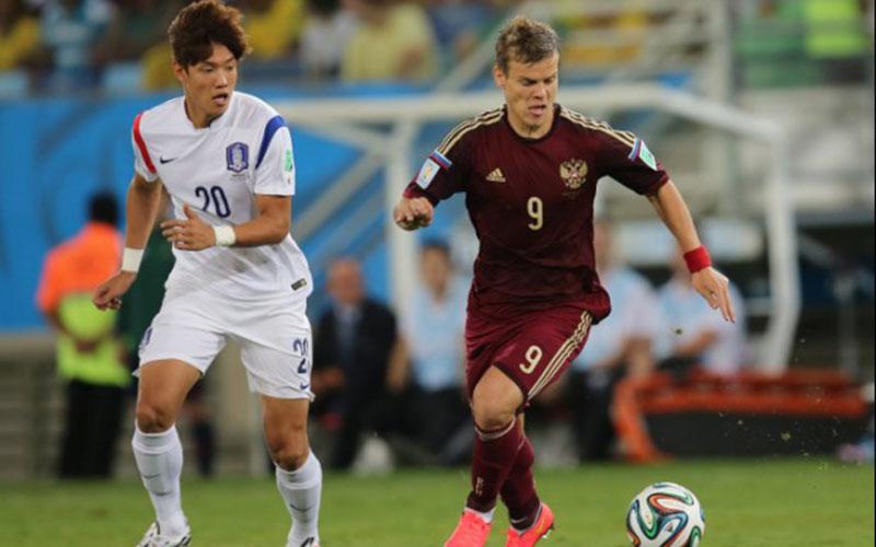 Coupe du monde Brésil 2014: La Russie de Capello a eu chaud contre la République de Corée