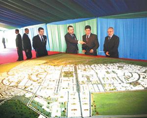 Tamesna : un nouvel avenir urbain