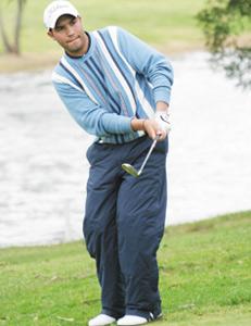 Golf : Sabi, une victoire zen