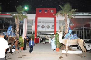 Sabina Motor's, la treizième pièce du puzzle Fiat au Maroc