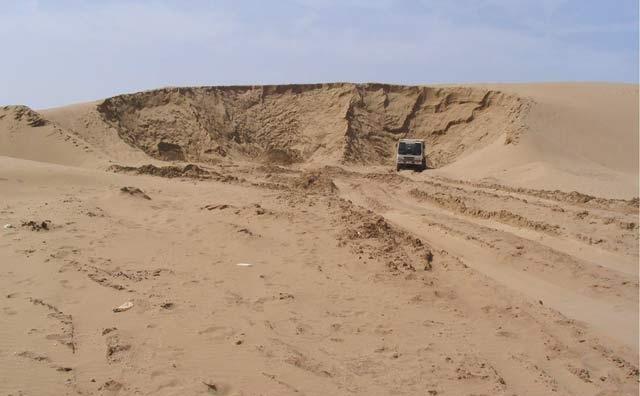 Les carrières de sable à Safi : Entre développement durable et tensions sociales