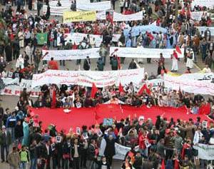 Casablanca : Trois millions de marocains marchent pour le Sahara