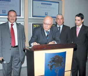 Stokvis se lance dans la Bourse à 900 dirhams