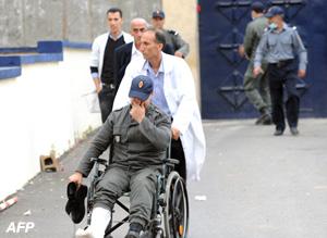 Des détenus jihadistes prennent en otage cinq employés de la prison de Salé