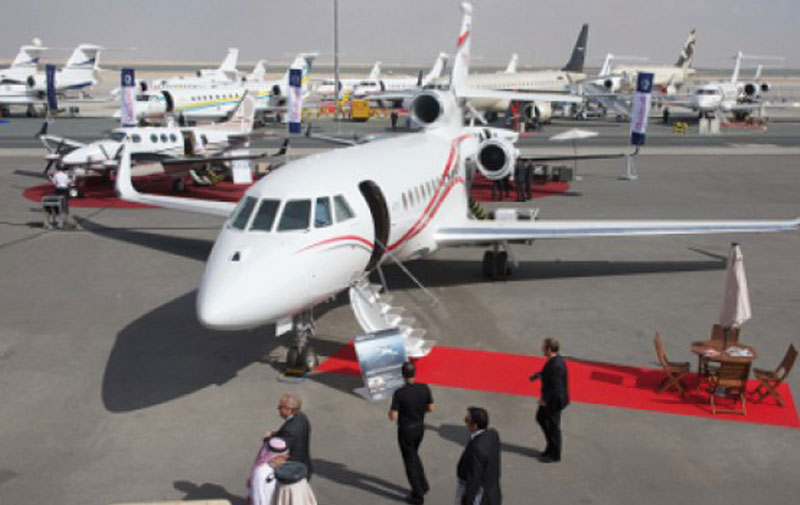 Casablanca accueille le 1er Salon de l'aviation d'affaires début septembre