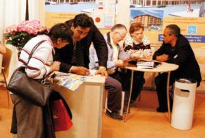 T lex habitat expo t touan aujourd 39 hui le maroc for Chambre de commerce tetouan