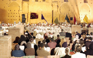 Ouverture du premier forum de samaâ d'Azemmour