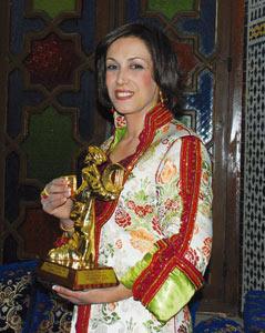 Samira Kadiri : «Le prix «Al Farabi» est pour moi une double consécration»