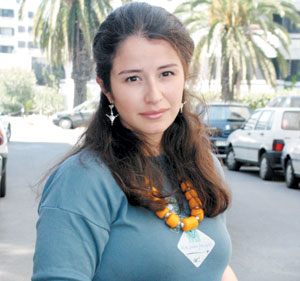 Sanaa Zaim : un coup de coeur à Aswat