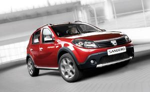 Dacia Sandero Stepway : La carte jeune