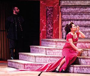 Quand les enfants voyagent dans le monde de l'opéra