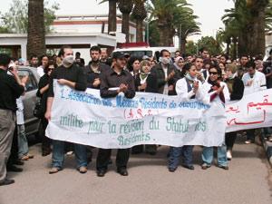 La grève des médecins résidents et internes se poursuit