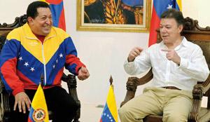 La Colombie et le Venezuela se réconcilient après un an de crises