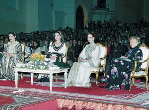 Inauguration royale à Bab El Makina