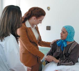 SAR Lalla Salma lance plusieurs projets