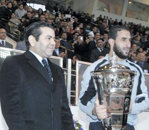 Finale de la Coupe du Trône 2006-2007 : L'expérience des FAR a fait la différence