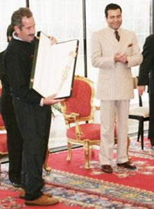 Torrance remporte le Trophée Hassan II
