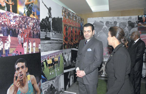Hommage solennel à tous les sportifs marocains