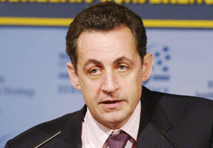 Nicolas Sarkozy subit l'effet boomerang de l'insécurité