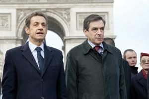 Sarkozy et Fillon, un couple qui s'agace