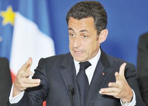 Nicolas Sarkozy ou l'effet placebo de la rumeur
