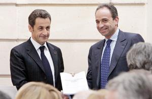 Sarkozy et Jean-François Copé deviennent inséparables