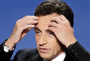 Nicolas Sarkozy lutte contre les effets ravageurs de «la rigueur»