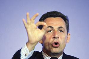 Nicolas Sarkozy met l'Etat au régime sec